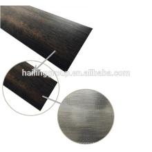 tuile de vinyle de luxe, tuile de PVC de dos sec normal de taille stable, planche de vinyle de résistance de rayure