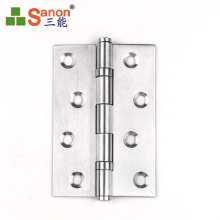 """1.5"""" SS316 Glass Shower Door Hinges Wall To Glass Piano Hinge"""