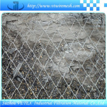 Vertex Hexagonal Chain Link Mesh