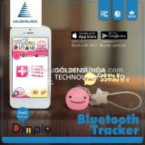 2017 Dimple KeyFob Bluetooth 4.0 Tracker