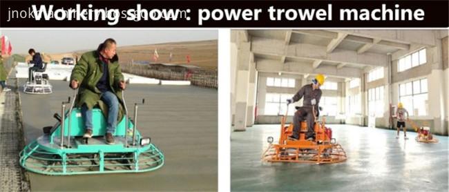Power Float Trowel