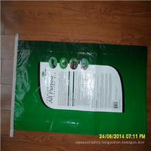 Customized BOPP Laminated PP Woven Bag