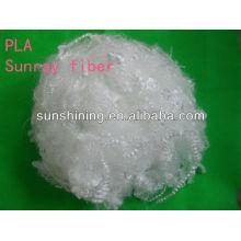Fibra funcional 100% nueva fibra PLA