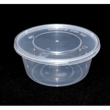 Eco-Friendly Microwaveable Kunststoff-Lebensmittel-Container mit Deckel