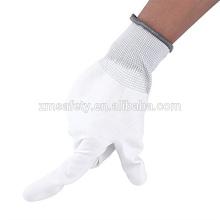 4131 Белые Нейлоновые Перчатки 4131