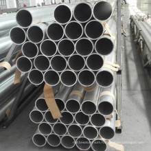 6060 T6 Aluminum Round Alloy Pipe for Pressure Container