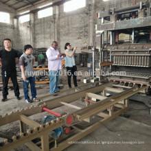 Máquina de fabricação de blocos hidráulicos de bloqueio de cimento de fábrica Xuzipai Factory