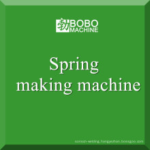 Spring coiling machine spring making machine manufacture