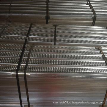 Проволочная сетка с ребрами жесткости из нержавеющей стали