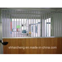 Caballo contenedor / caballo estable con placa de la cuadrícula (shs-fp-animal001)