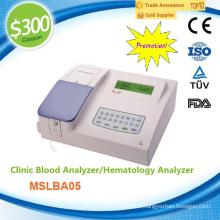 MSLBA05 menu operation semi auto analyzer/health analyz/auto analyzer