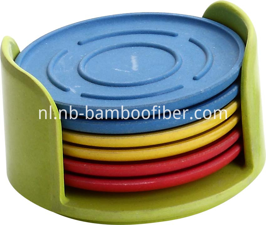 Colorful cup Mats