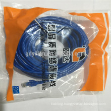 Made in China Best Price Cat5e Lan Cable UTP Cat5e Bare Copper Cable Pass CE Test 1000ft/Box