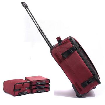 Trolley Duffle Bag Foldable