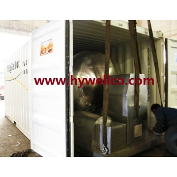 Powder Coating Mixing Machine