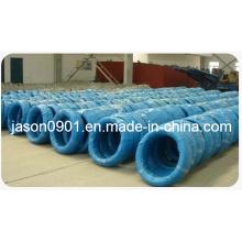 Tiro y alambre de fibra, alambre de acero