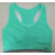 Mulheres quente sem costura desgaste desgaste underwear sutiã esporte