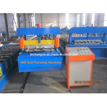 Stahlrahmen-Kaltrollenformmaschine