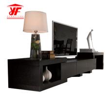 Nuevo modelo DIY Lobby TV Stand muebles de madera