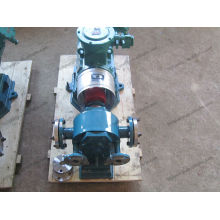 Pitch resin transfer pump