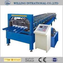 Galvanized Steel Sheet Wall Making Machine Building Machinery