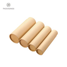 Biodegradable kraft paper tubes for tea
