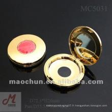 MC5031 Boîte d'emballage cosmétique en plastique