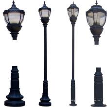 High Quality Waterproof Road Street Lighting Led Solar Garden Outdoor Lamp Post