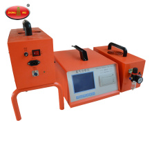 Bensin Diesel Auto Emission Exhaust Smoke Analyzer