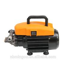 Máquina de limpieza automática portátil de alta presión del motor de inducción