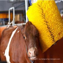 Cepillo de limpieza de rodillos de nylon en la agricultura