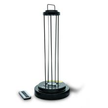 Lâmpada de desinfecção UV com desinfecção de mesa de controle remoto