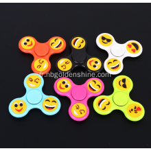 Emoji Glow In The Dark Hand Spinner