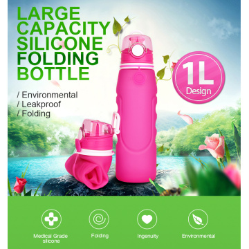 Organic+Silicone+Filter+Silicone+Water+Bottles