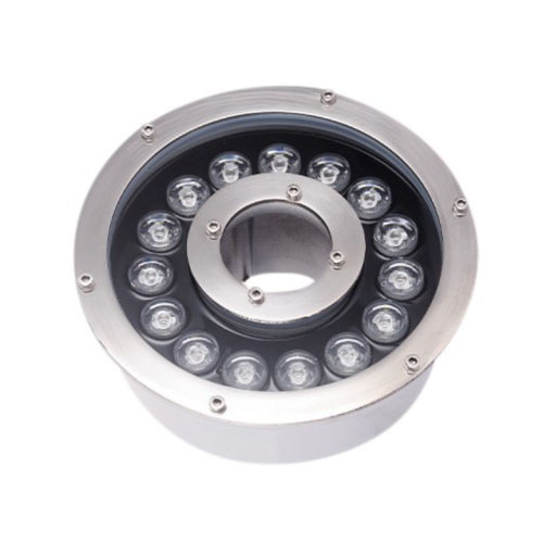 Color Changable ss304 15W LED Fountain Light