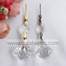Cheapest 24*27MM Crystal Ceilling Garland Pendant