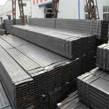 Cold Rolled Pre Galvanized Welded Square Steel Tube  Q195/Q235