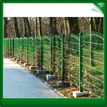 868 Green twin wire security fencing
