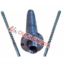90mm single cylinder head screw for extrusion line