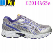 Blt Girl′s Dual Velcro Athletic Running Style Shoes
