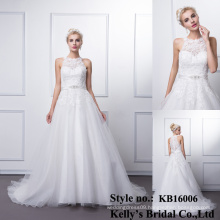 Arrival sweetheart neckline beaded ball gown aliexpress wedding dresses