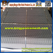 Electric Galvanized Crimped Wire Mesh on Sale