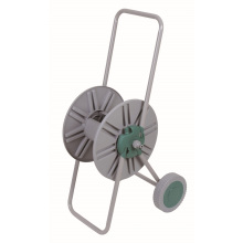 High Quality Two Wheels Steel Garden Water Hose Reel Cart