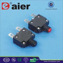 Daier Mini Rocker Typ ST-1 Rot / Schwarz Knopf 32VDC mit Niedrigpreis-Leistungsschalter