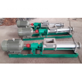 G high viscosity progressive cavity screw pump