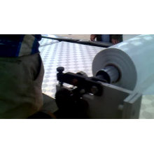 PVC Laminated Gypsum Board Cutting Machine With Dusty Exhausting System