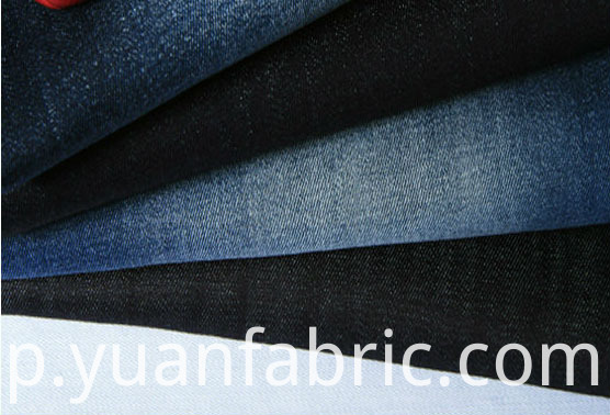 89hot Sale Slub Denim Fabric Jeans Indigo Wholesale