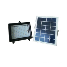 solar led lamping Outdoor Flood Light with solar panel