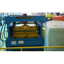 Machine à former un rouleau froid