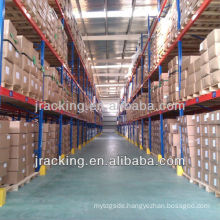 Jiangsu Jracking blue and orange pallet racking